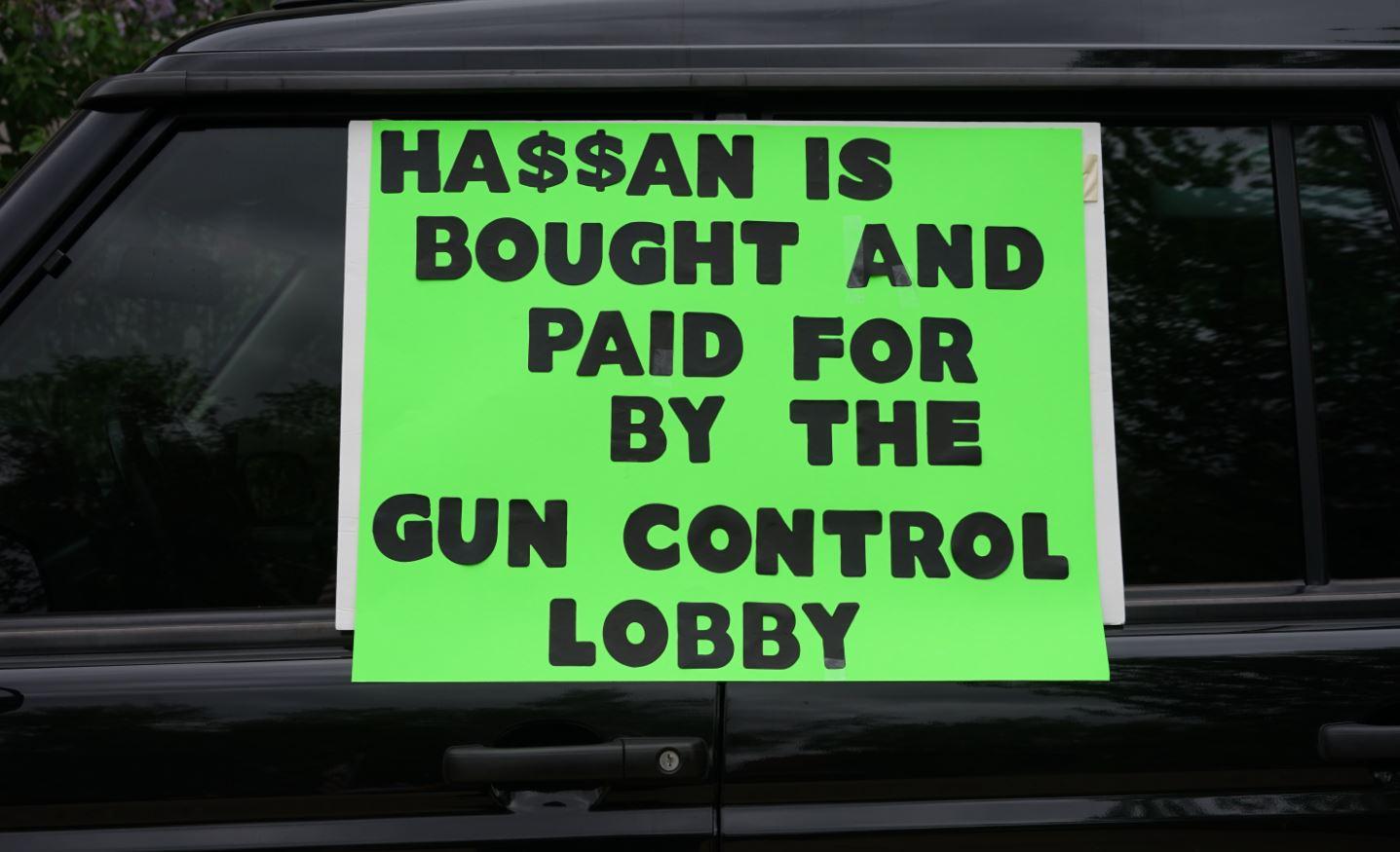 Hassan Gun Control Lobby
