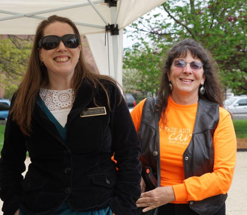Katherine and Kathy